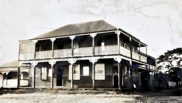 Occidental Hotel Ballina 1925 ANU