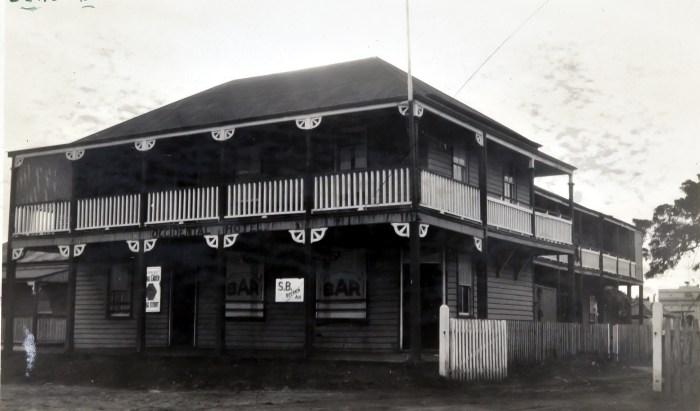Occidental Hotel Ballina 1931 ANU