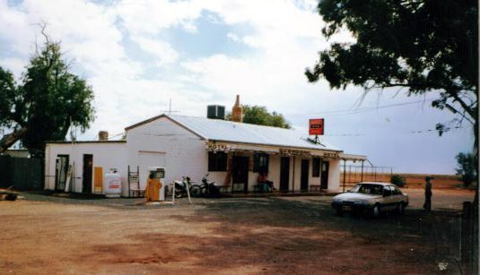 Quondong Hotel Quondong NSW 1980s