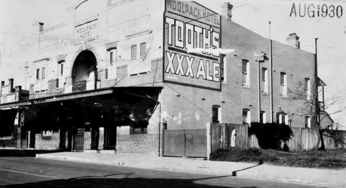 Woolpack Hotel Canterbury1930 ANU