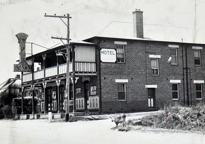 North Richmond Hotel 1948 ANU