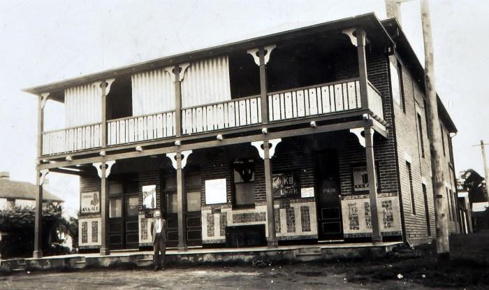 North Richmond Hotel December 1935 ANU