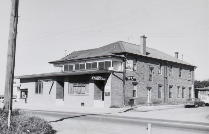 North Richmond Hotel NSW 1976 ANU