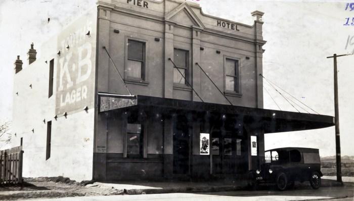 Pier Hotel Botany Aug 1930 ANU