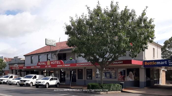 Royal Hotel Oberon A 2020 TG W