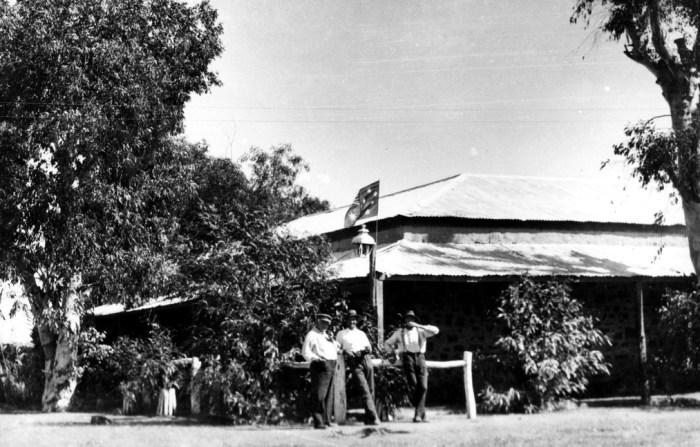 Stuart Arms Hotel NT 1924