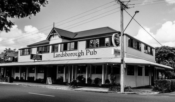 Landsborough Hotel 2