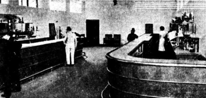 Lounge Bar Royal Hotel Brisbane 1937