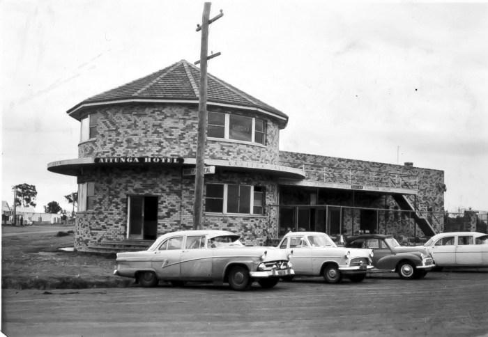 Attunga Hotel Attunga NSW 1970 NBA ANU