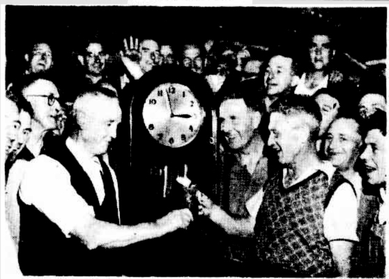 Time runs out for Jock
