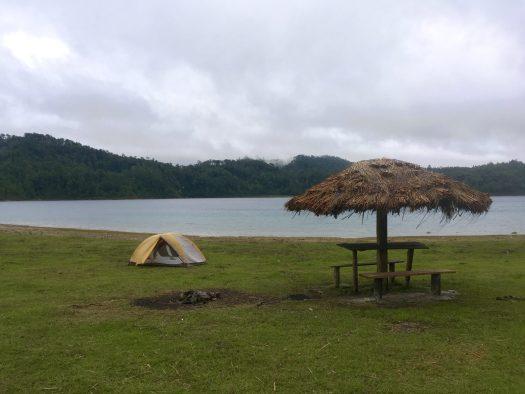 camping Chiapas