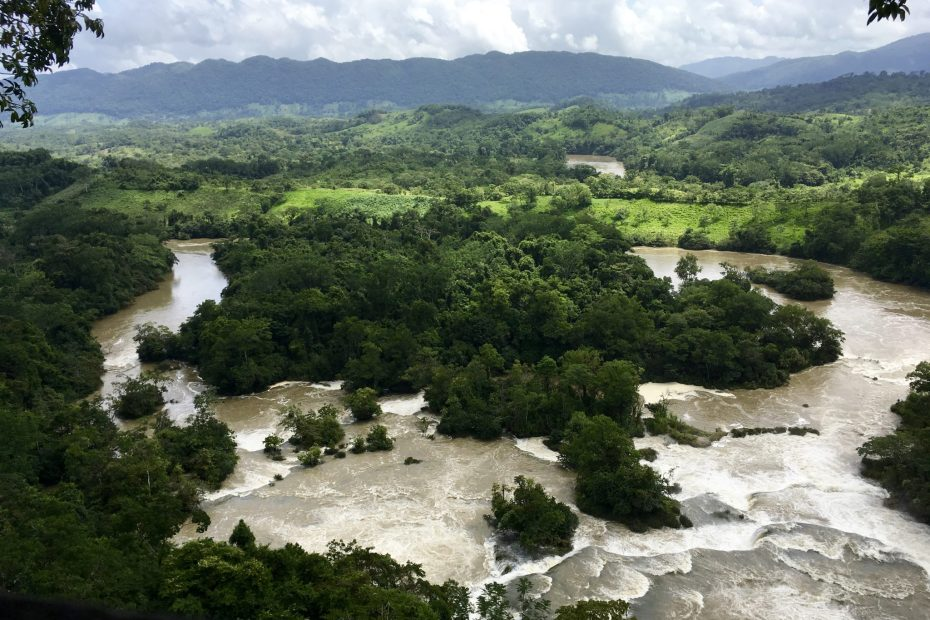 Rio Santo Domingo