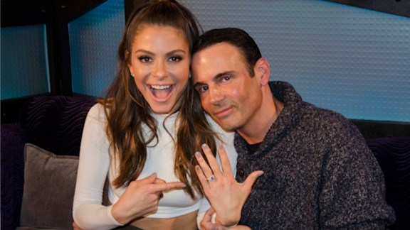Image result for Maria Menounos And Keven Undergaro