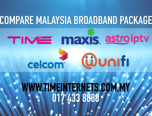 Compare Malaysia's Fibre Broadband Packages