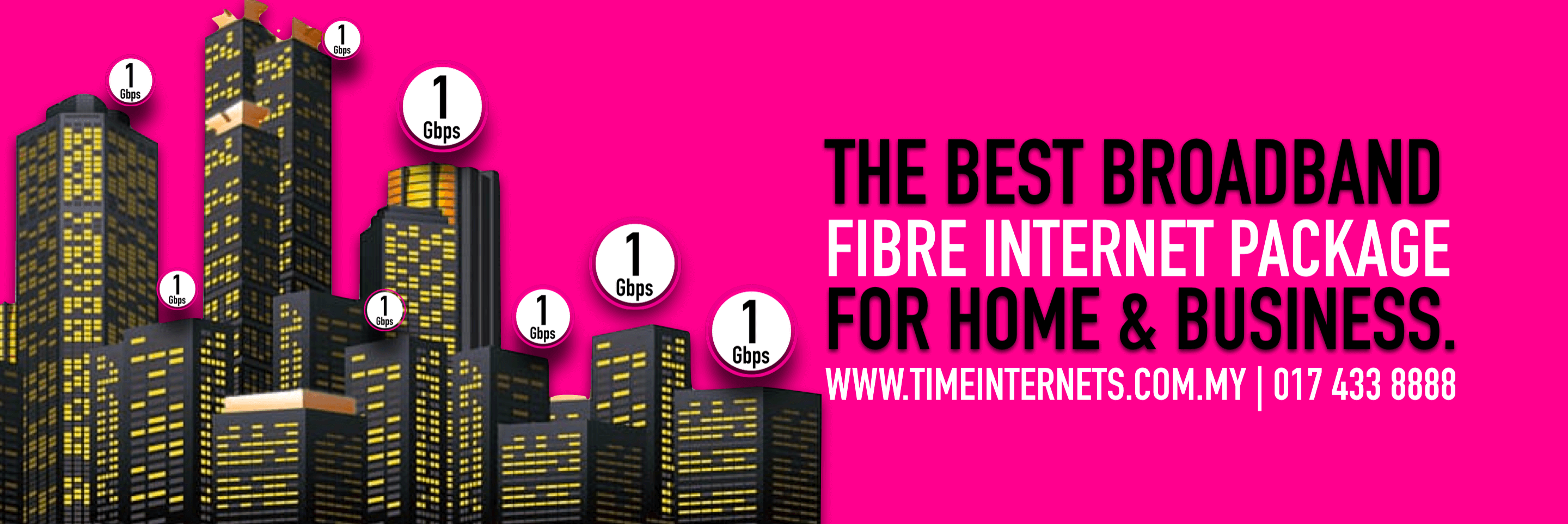 Time fibre interne