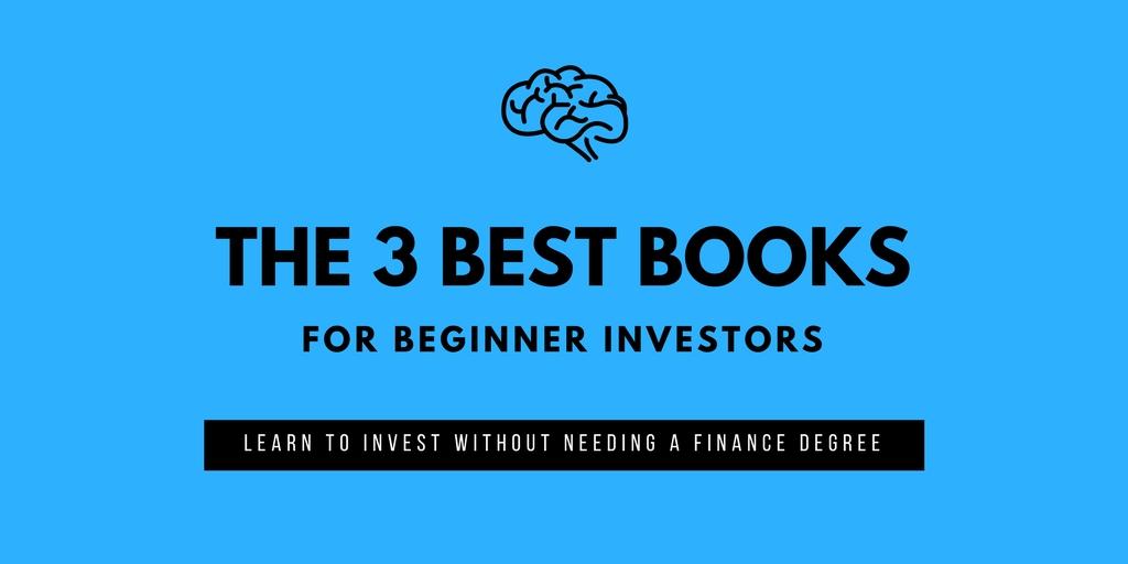 The Three Best Beginner Investing Books