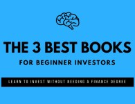 The three best beginner investing books