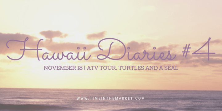 Hawaii Diaries #4 – ATV Tour, Poipu Beach and Spouting Horn