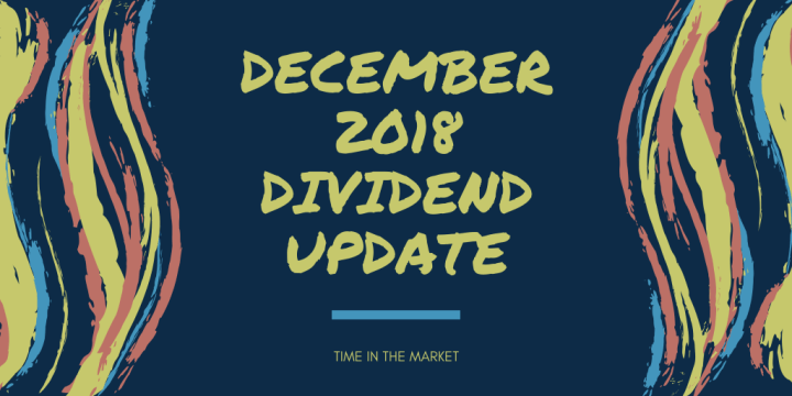 TITM Dividend Review – December 2018 – 10000 dollars in Annual Dividends?