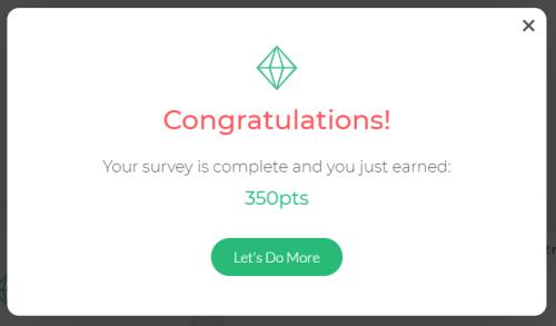 Survey Junkie high point surveys