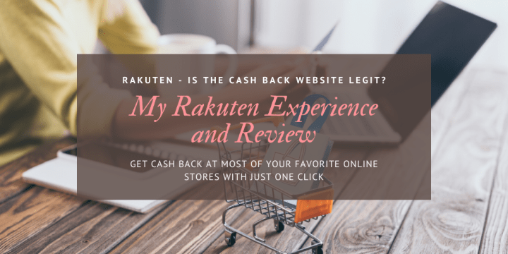 Rakuten Review – Is This Cash Back Website Legitimate?