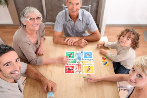Board games are one of many Gifts for Dads that can bring the family together