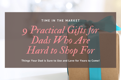9 Practical Gifts for Dads who are hard to shop for