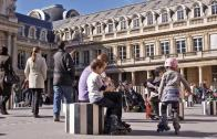 Paris in motion Timelapse