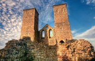 Reculver Towers, Kent, UK