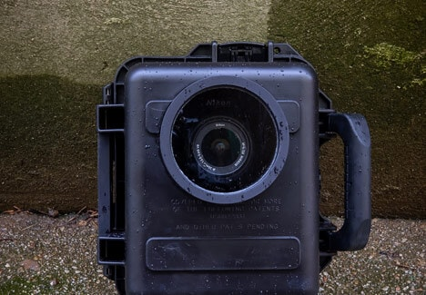Long term time lapse camera: bixion