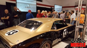 Smokey Yunick's heavily modified '68 Camaro Trans Am racer