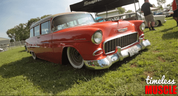 Wagons 55 Chevy 1