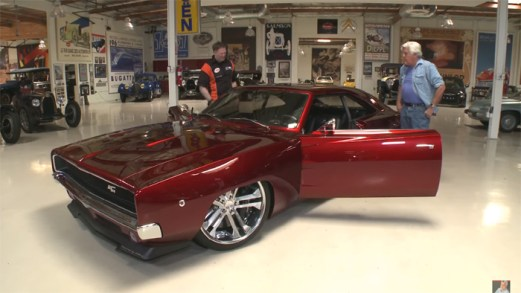 68 Charger RTR Jay Leno 8