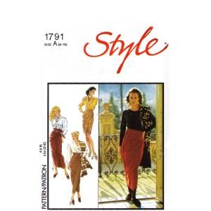 1980s Dress Patterns
