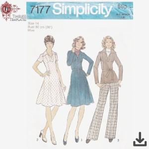 simplicity 7177