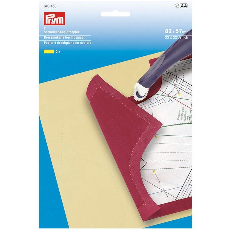 transfering pattern markings to fabric