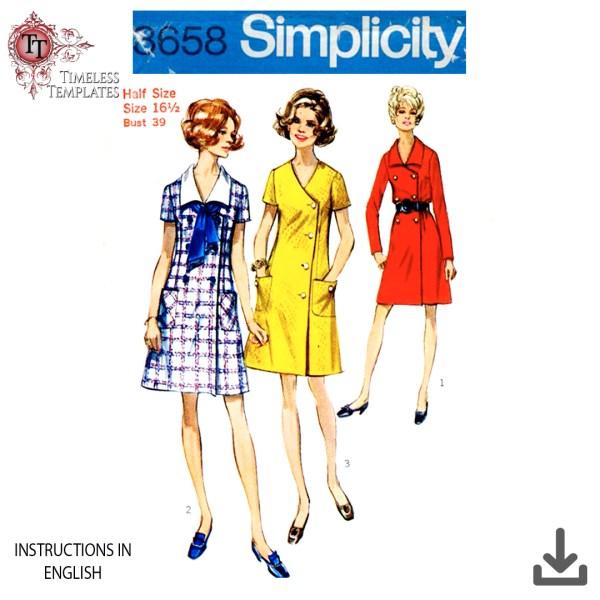 simplicity_8658_vintage sewing pattern