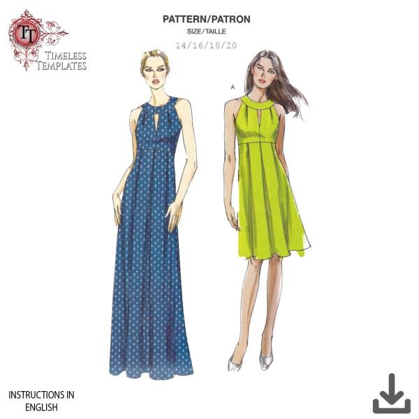 vogue_8574_1980s_plus_size_vintage_sewing_pattern