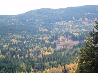 The Son Ranch Woodlot in south central British Columbia