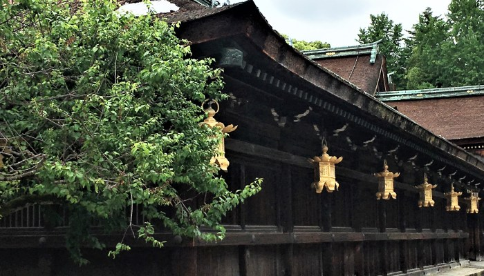 Kitano Tenmangu Shrine, Kyoto