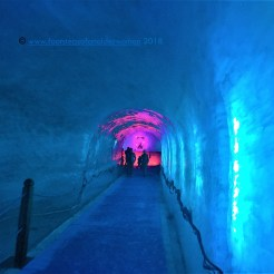 ice cave at mer de glace