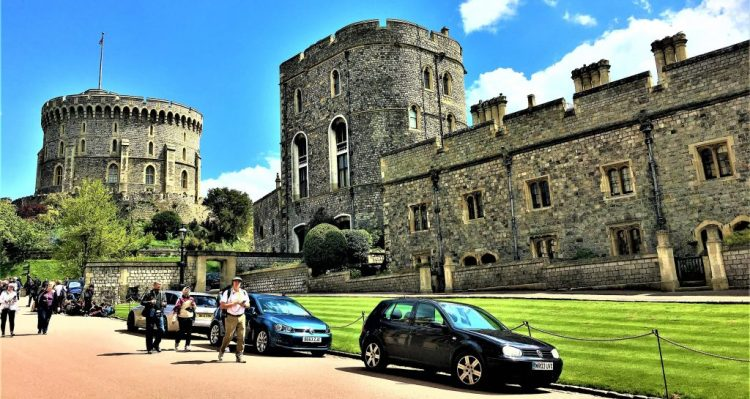 Round Tower_Windsor Castle_Berkshire