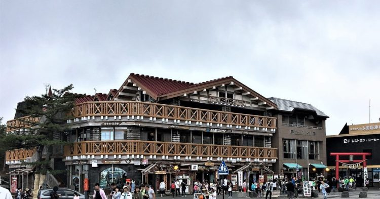 Day Trip from Tokyo: The Cultural Heritage Centre and shops - all in one spot at 5th Station, Mt Fuji