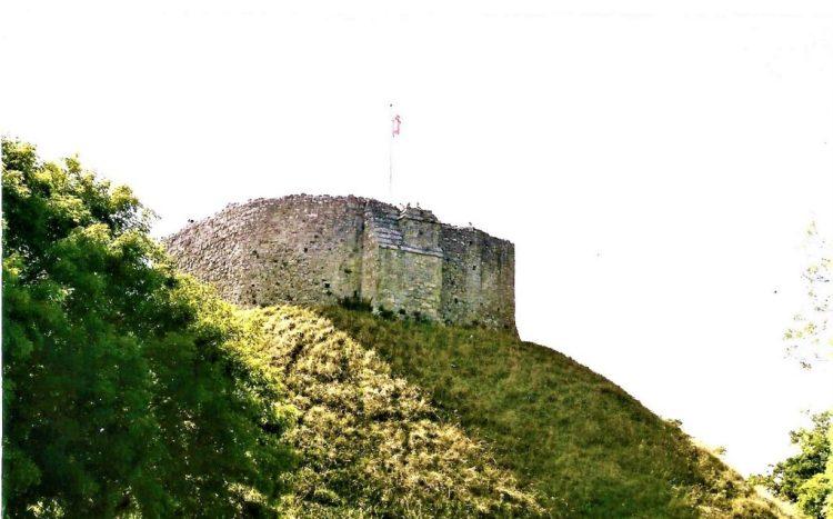 Carisbrooke Castle, IOW