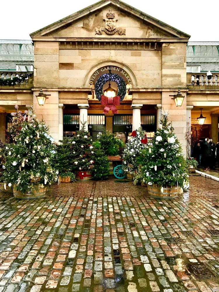 Christmas Markets in London | Covent Garden, Christmas 2019