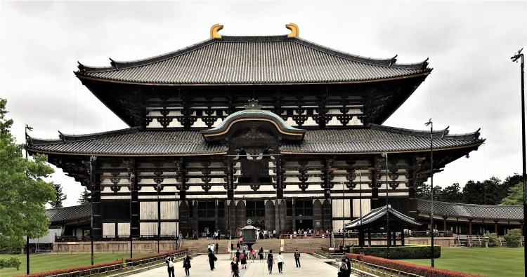 Todaiji Temple in Nara is an iconic landmark which should not be missed