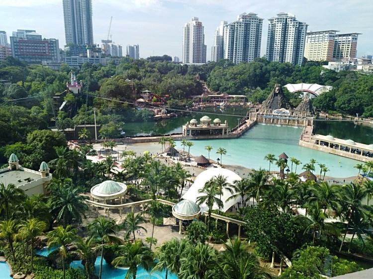 Sunway Lagoon, Petaling Jaya, Kuala Lumpur.