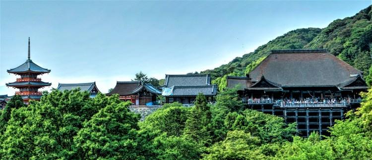 Kiyomizudera.Kyoto.