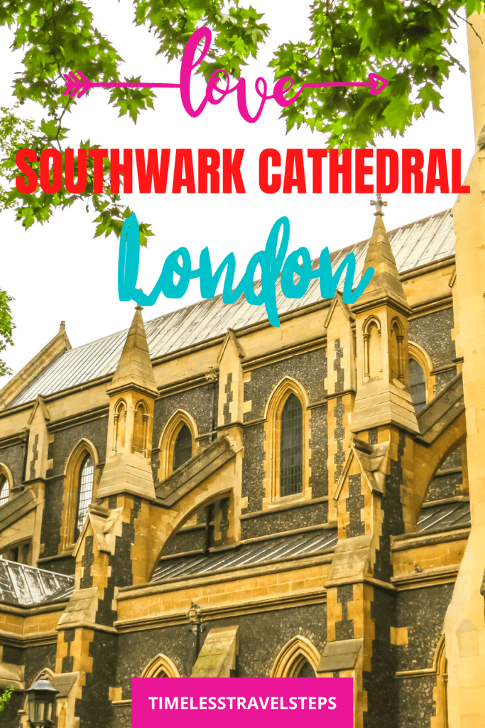 southwark cathedral Londo