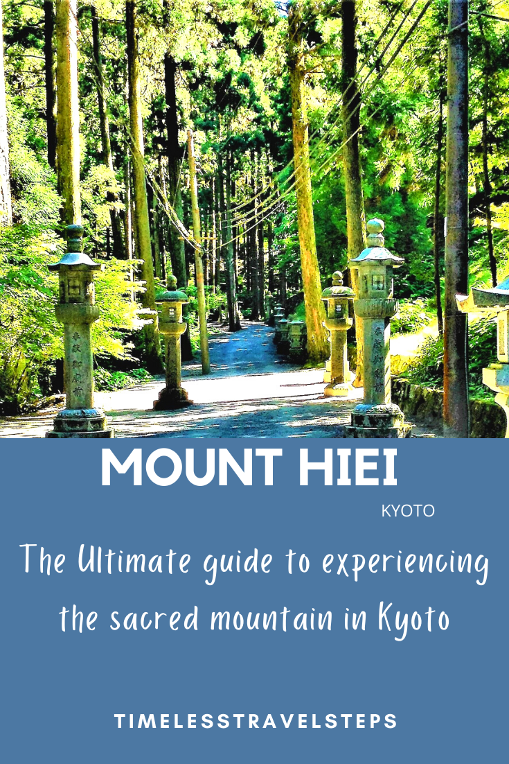 Escape the maddening crowd of downtown Kyoto to the dense forest of towering cedar trees and experience the indescribable natural beauty and serenity that exists here. A detailed travel guide on what to see, do and how to get to this mountain. via @GGeorgina_mytimelessfootsteps/